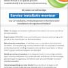 Op zoek naar een goede service / onderhoudsmonteur