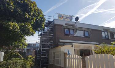 200 eengezinswoningen voorzien van zonnepanelen