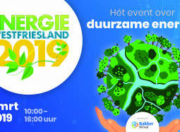 Zaterdag 2 maart 2019 10:00 / 16:00 uur: Hét event over duurzame energie