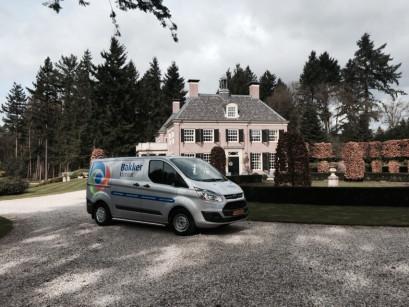 Technisch beheer aan warmtepomp installatie villa te Lage Vuursche